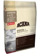 ACANA Duck & Pear корм беззерновой для собак Утка/Груша (11,4 кг)