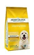 Arden Grange  Корм сухой для щенков AG Weaning/Puppy
