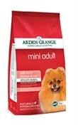Arden Grange  Корм сухой для взрослых собак мелких пород, с курицей и рисом AG Adult Dog Chicken & Rice Mini