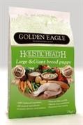 Golden Eagle Holistic L&G Puppy 23/13 для щенков круп.пород с курицей