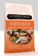 Golden Eagle Holistic L&G Adult 24/14 для крупных пород с курицей (12 кг)