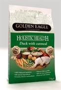 Golden Eagle Holistic Duck&Oatmeal 22/13 для собак с уткой и овсянкой