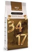 """Golden Eagle Holistic WILD 34/17 """"ДИЧЬ"""" беззерновой корм с олениной, кроликом и сельдью"""
