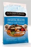 Golden Eagle Holistic Salmone&Oatmeal 22/12 для собак с лососем и овсянкой