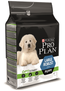 PRO PLAN® OPTISTART® для щенков крупных пород мощного телосложения (12 кг)