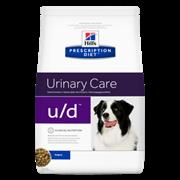 Hills PD Canine U/D - Хиллc UD Лечебный корм для собак с проблемами, связанными с уролитиазом