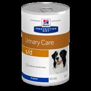 Hills PD Canine S/D - Хиллс S/D лечебные консервы для собак (профилактика МКБ)