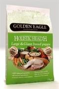 Golden Eagle Holistic L&G Puppy 23/13 для щенков круп.пород с курицей (12 кг)