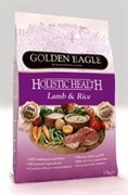 Golden Eagle Holistic Lamb&Rice 22/15 для собак с ягненком и рисом (12 кг)