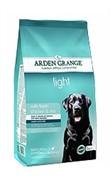 Arden Grange  Корм сухой для взрослых собак, диетический (низкокалорийный) AG Adult Dog Light  (12 кг)