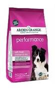 Arden Grange  Корм сухой для взрослых активных собак  AG Adult Dog Performance  (12 кг)
