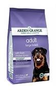 Arden Grange Корм сухой для взрослых собак крупных пород  AG Adult Dog Large Breed  (12 кг)