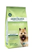 Arden Grange  Корм сухой для взрослых собак мелких пород, с ягненком и рисом AG Adult Dog Lamb & Rice Mini (6 кг)
