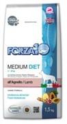 Forza10 Medium Diet Agnello (ягненок) (12 кг)
