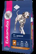 Eukanuba Dog корм для пожилых собак всех пород ягненок   12 кг
