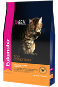 Eukanuba Adult Dry Cat Food 85% Top condition (10 кг)