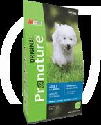 Pronature Original NEW Сухой корм для взрослых собак всех пород (с курицей и овсом)