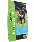 Pronature Original NEW Сухой корм для щенков всех пород (с курицей и овсом) 11,35 кг