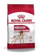 ROYAL CANIN Для взрослых собак средних размеров: 11-25 кг, 1-7 лет, Medium Adult