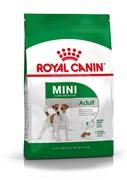 ROYAL CANIN Роял Канин Для взрослых собак малых пород: до 10 кг, 10 мес. - 8 лет, Mini Adult