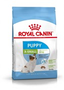 Royal Canin сухой корм  для щенков карликовых пород, X Small Puppy (3 кг)