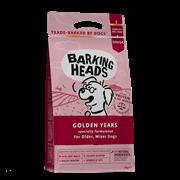 BARKING HEADS Для Собак старше 7 лет с курицей и рисом Золотые годы (12 кг)