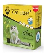 VAN CAT Комкующийся наполнитель с Антибактериальным эффектом, на 7л, коробка (Antibacterial)