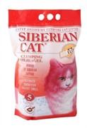 Сибирская кошка  Элитный Комкующийся наполнитель