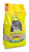Сибирская кошка Ультра Комкующийся наполнитель (вулканическая глина)
