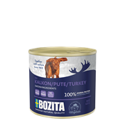 BOZITA Turkey, мясной паштет с ИНДЕЙКОЙ