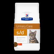 Hills Prescription Diet S/D - Хиллс s/d Feline для кошек ( 5 кг)