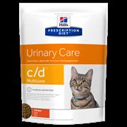 Hills Prescription Diet C/D - Хиллс диета C/D для кошек Multicare Feline Chicken (1,5 кг)