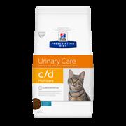 Hills Prescription Diet C/D диета для кошек океаническая рыба (1,5 кг)