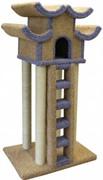 Домик «Пагода с лестницей»