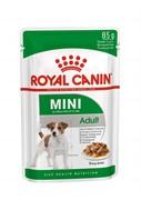 ROYAL CANIN (Роял Канин) Мини Эдалт (соус) Для взрослых собак миниатюрных пород