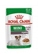 ROYAL CANIN (Роял Канин) Мини Эйджинг 12+ (соус) Для собак миниатюрных пород, старше 12 лет
