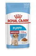 RROYAL CANIN (Роял Канин) Медиум Паппи (соус) Для щенков средних пород