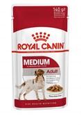 RROYAL CANIN (Роял Канин) Медиум Эдалт (соус) Для взрослых собак средних пород