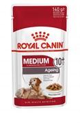RROYAL CANIN (Роял Канин) Медиум Эйджинг 10+ (соус) Для собак средних пород, старше 10 лет