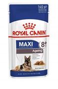 RROYAL CANIN (Роял Канин) Макси Эйджинг 8+ (соус) Для собак крупных пород, старше 8 лет