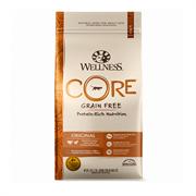 WELLNESS CORE Сухой беззерновой корм для кошек с индейкой и курицей Original (10 кг)