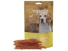 Organix Лакомство для собак «Нарезка из куриного филе» (100% мясо) (Chicken fillet/ shredding)