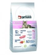 ONTARIO Сухой корм для котят с курицей Kitten