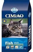 FARMINA CIMIAO Сухой корм для взрослых кошек с рыбой Fish Adult (15 кг)