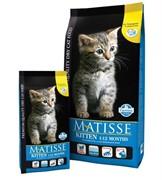 FARMINA Matisse Kitten 1-12 Months для котят, беременных и кормящих кошек (10 кг)