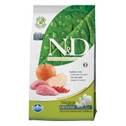 N&D PRIME DOG WILD BOAR AND APPLE ADULT MEDIUM & MAXI