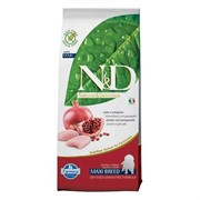 N&D PRIME DOG CHICKEN AND POMEGRANATE PUPPY MAXI 12KG