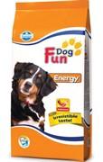 FARMINA FUN DOG Сухой корм для активных взрослых собак Energy