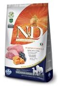 FARMINA N&D Для собак средних и крупных пород ягненок с черникой и тыквойDog GF Pumpkin Lamb & Blueberry Adult Medium & Maxi