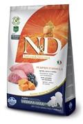 FARMINA N&D Для щенков медиум и макси ягненок с черникой и тыквой Dog GF Pumpkin Lamb & Blueberry Puppy Medium & Maxi